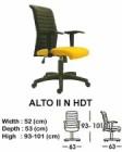 Kursi Direktur & Manager Indachi Alto II N HDT