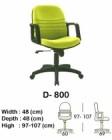 Kursi Direktur & Manager Indachi D-800