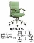 Kursi Direktur & Manager Indachi Dizel II AL