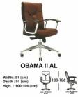 Kursi Direktur & Manager Indachi Obama II AL