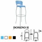 Kursi Bar & Cafe Savello Domino H