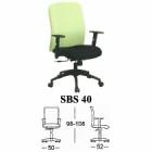 Kursi Direktur & Manager Subaru Type SBS 40