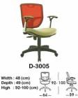 Kursi Staff & Sekretaris Indachi D-3005