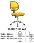 Kursi Staff & Sekretaris Indachi D-3007 CR WA