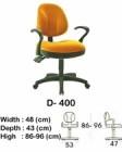 Kursi Staff & Sekretaris Indachi D-400