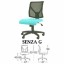 Kursi Staff & Sekretaris Savello Type Senza G