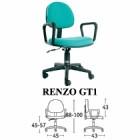 Kursi Staff & Sekretaris Savello Renzo GT1