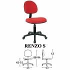 Kursi Staff & Sekretaris Savello Renzo S