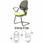 Kursi Staff & Sekretaris Savello Vivo VT0