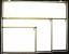 Papan Tulis (Whiteboard) Daiko Single Face (Gantung) 60 cm x 120 cm