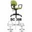 Kursi Sekretaris Chairman Type SC 308