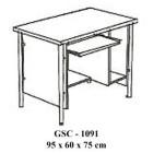Meja Komputer Orbitrend Type GSC-1091