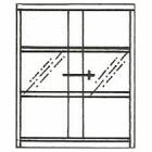Multifile Cabinet System Alba MFC-108-2S/GL