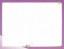 Papan Tulis (Whiteboard) Sakana Single Face (Gantung) 90 x 120 cm