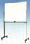 Papan Tulis (Whiteboard) Sakana Double Face (Stand) 120 x 240 cm