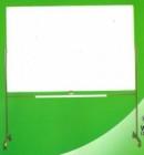 Papan Tulis (Whiteboard) Sakana Single Face (Stand) 60 x 90 cm
