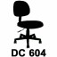 Kursi Sekretaris Daiko Type DC 604