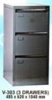 Filling Cabinet ViP 3 Laci V-303
