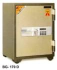 Brankas Fire Resistant Safe Bossini BG-170 D