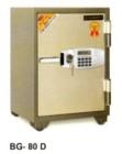 Brankas Fire Resistant Safe Bossini BG-80 D