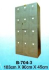Locker 12 Pintu Brother Type B-704-3