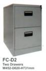 Filling Cabinet Tiger 2 Laci FC D2