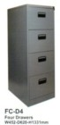 Filling Cabinet Tiger 4 Laci FC D4