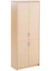 Lemari Arsip Donati Tinggi pintu panel atas & bawah type DOC-55 L